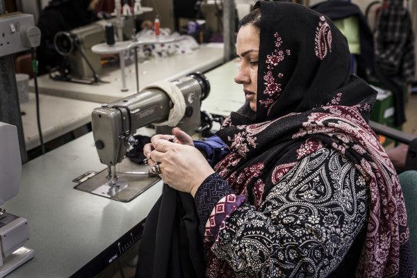 Heba Women's Project social enterprise