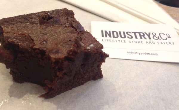 Industry chocolate Brownie