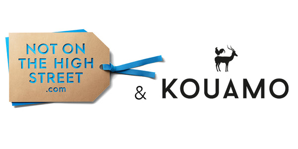 Kouamo and notonthehighstreet.com