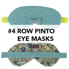 Row Pinto Eye masks