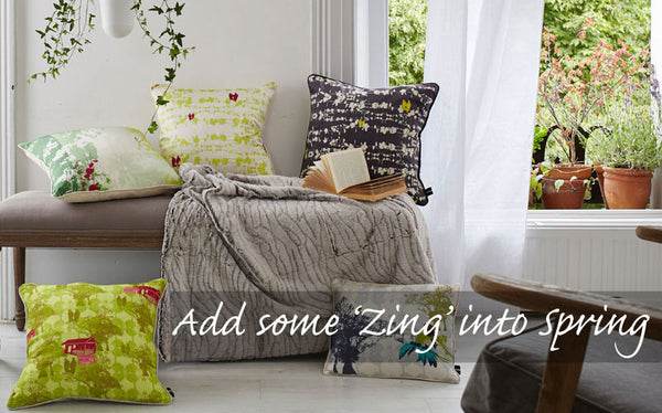 Add some zing into Spring