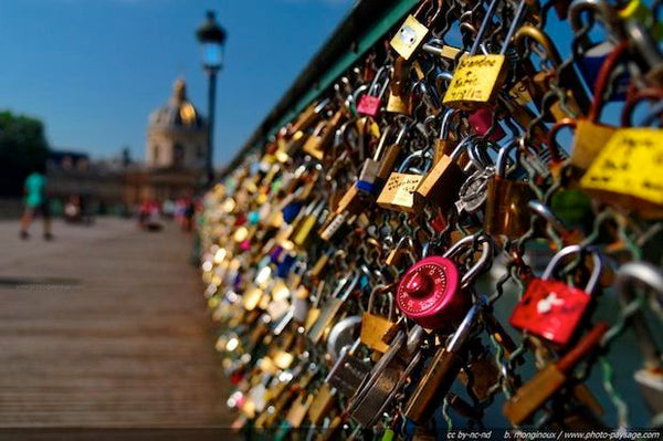 Pont des arts locks