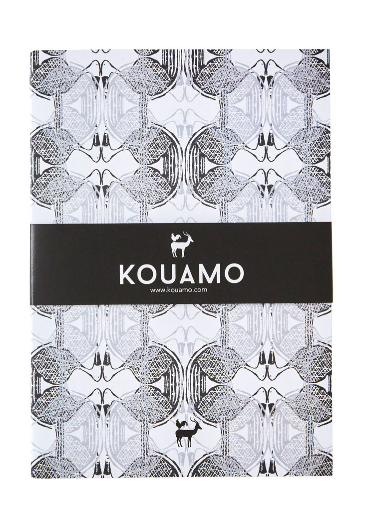 Kouamo - Babbler Printed Notebook (In the quiet) - Kouamo / No Gift wrapping / Default - 1