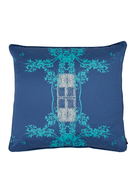 Kouamo - Trinidad Cushion (Blue Quench) -  - 1