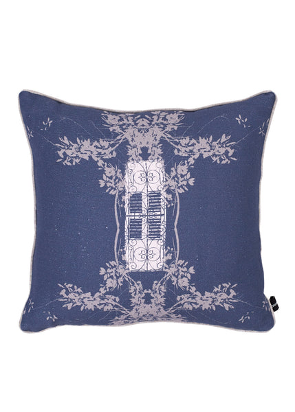 Kouamo - Trinidad Cushion (Distant Blue) -  - 1