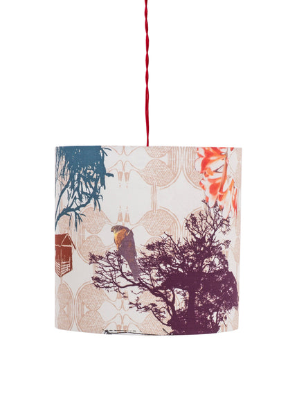 Kouamo - Esplanade Lampshade (In the Shade) - 25x25 cm / Ceiling base - 1