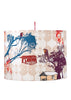 Kouamo - Esplanade Lampshade (In the Shade) - 25x31 cm / Ceiling base - 5