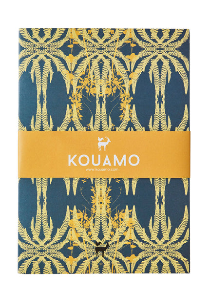 Kouamo - Jutias Printed Notebook (Bathed in Sun)