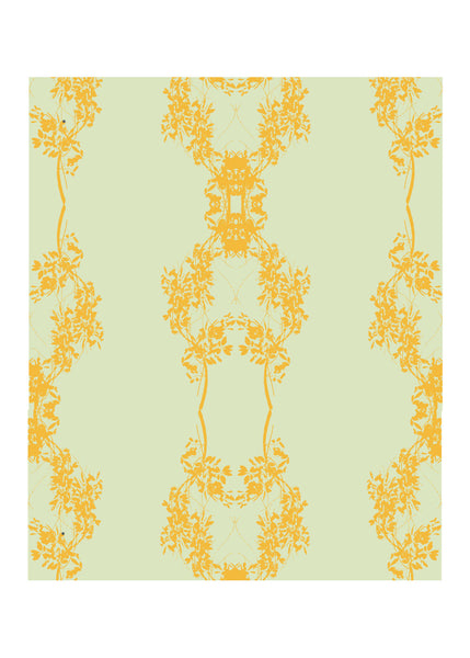 Kouamo Cayo Wallpaper Pale Sun Repeat pattern