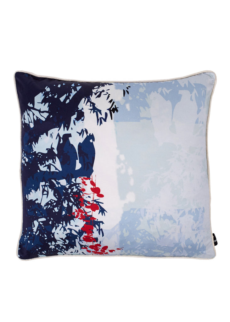 Kouamo - Tonga Cushion (Misted Blue) -  - 1