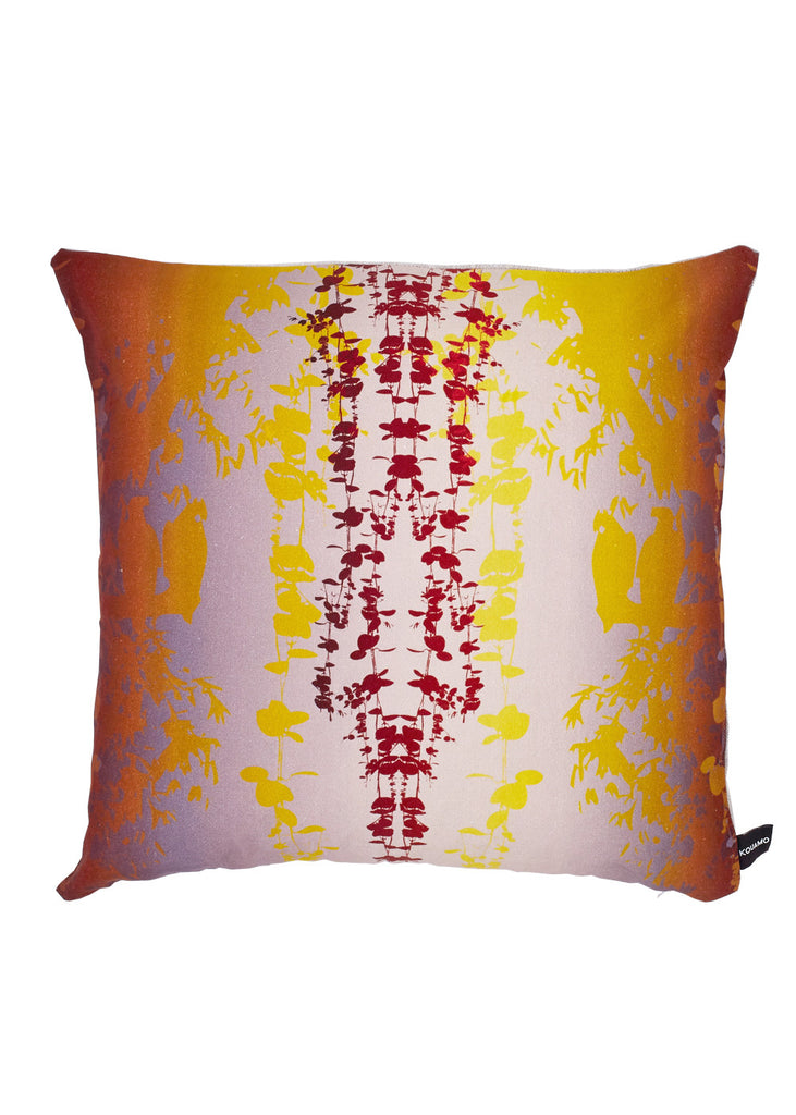 Kouamo - Exotic Vine Cushion (Reflections in the Sun) -  - 1