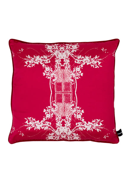 Kouamo - Trinidad cushion (Ruby Sun) -  - 1