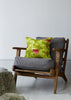 Kouamo - Bangoua Cushion (Unfurl Green) -  - 4