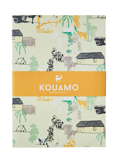 Kouamo - Valle de Vinales Printed Notebook - Kouamo / No gift wrapping / Default - 1