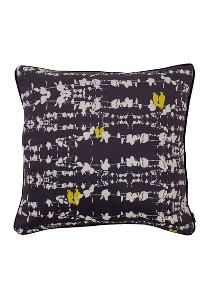 Kouamo - Bamena Cushion (Velvet night) -  - 1
