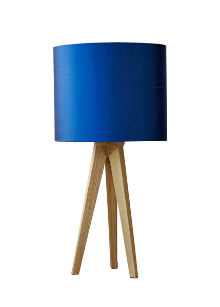 Kouamo - Valle de Vinales Lampshade (Blue Quench) - 25x25 cm / Table - 1