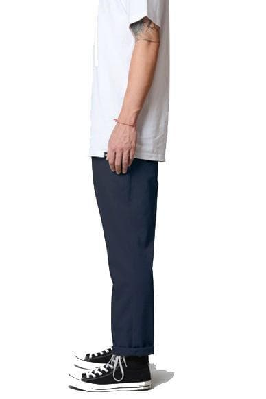DICKIES PANTS DICKIES 872 SLIM FIT PANT - DARK NAVY