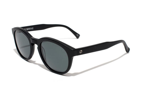 EPOKHE SUNGLASSES EPOKHE ANTEKA 2.0 - BLACK MATTE/ GREY POLARIZED