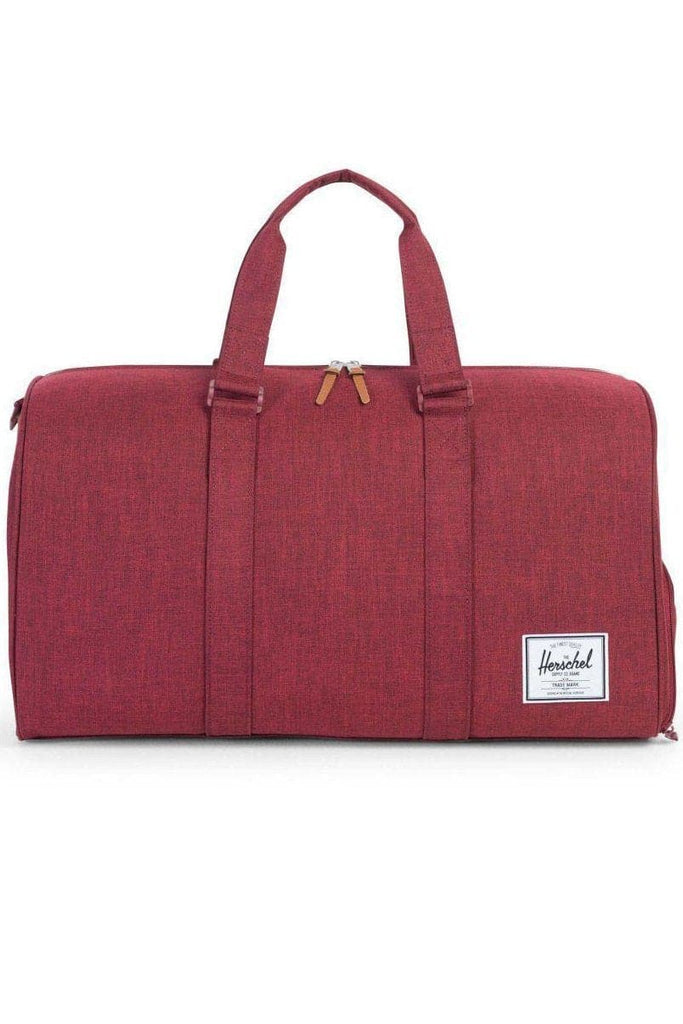 HERSCHEL TRAVEL HERSCHEL NOVEL TRAVEL BAG - RED WINE