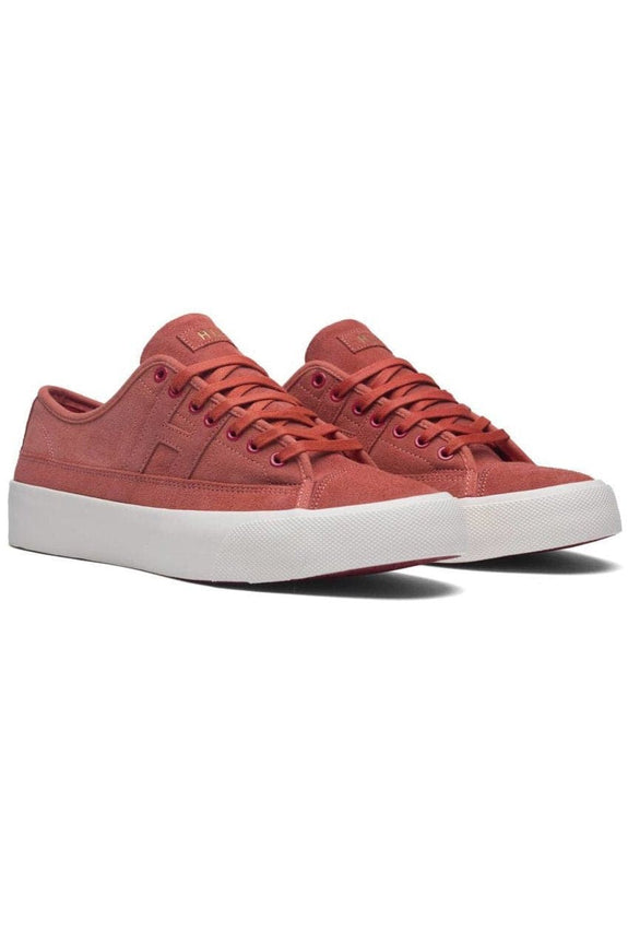 HUF FOOTWEAR HUF HUPPER 2 LO - HIBISCUS RED