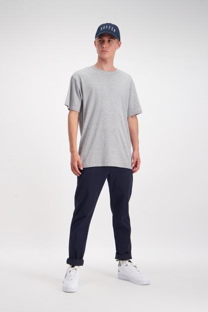 HUFFER PANTS HUFFER BEST PANT - NAVY