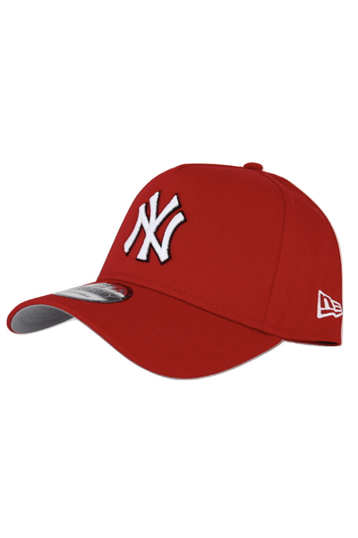 NEW ERA HEADWEAR NEW ERA 9FORTY A-FRAME NEW YORK YANKEES - RED