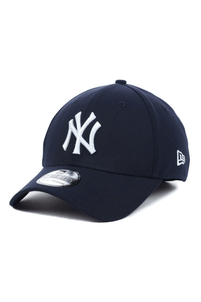 NEW ERA HEADWEAR NEW ERA 9FORTY NEW YORK YANKEES - NAVY/WHITE