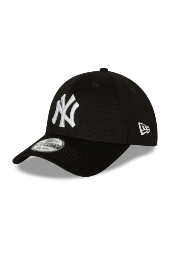 NEW ERA HEADWEAR NEW ERA 9FORTY STRAPBACK NEW YORK YANKEES - BLACK/WHITE
