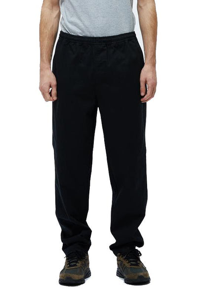 OBEY JEANS OBEY EASY TWILL PANT - BLACK