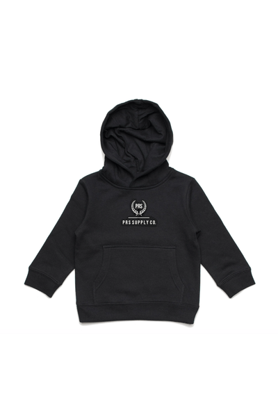 Pretty Rad Store HOODIE PRS SUPPLY KIDS/YOUTH HOOD - BLACK