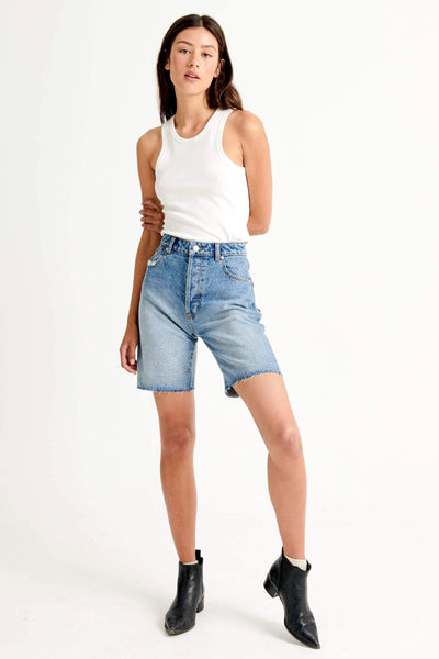ROLLAS LADIES SHORTS ROLLAS CLASSIC CUTOFF SHORT - BACKSTREET