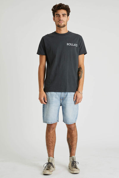 ROLLAS SHORTS ROLLAS LAZY BOY SHORT - ORIGINAL STONE