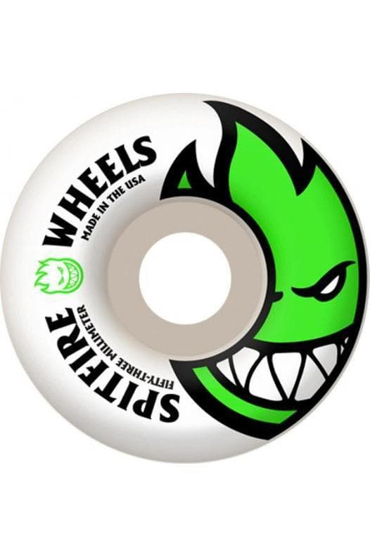 SPITFIRE WHEELS SPITFIRE BIGHEAD SKATEBOARD WHEELS - 53MM