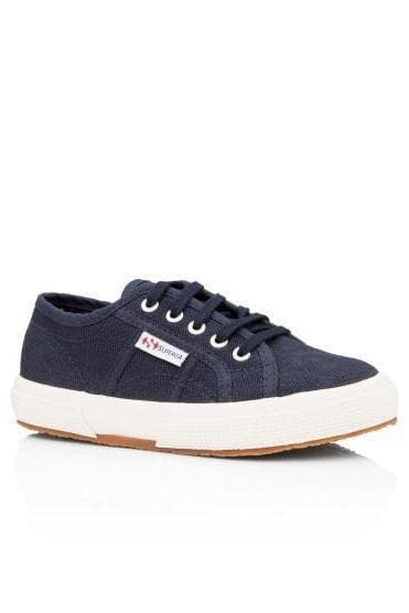 SUPERGA FOOTWEAR SUPERGA 2750 COTU CLASSIC - NAVY