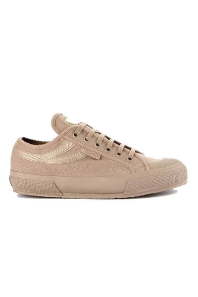SUPERGA FOOTWEAR SUPERGA PANATTA - TOTAL BEIGE