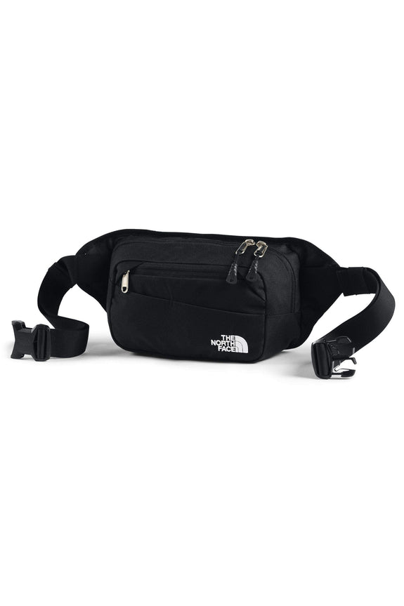 THE NORTH FACE BACKPACK THE NORTH FACE BOZER HIP PACK BODY BAG - BLACK