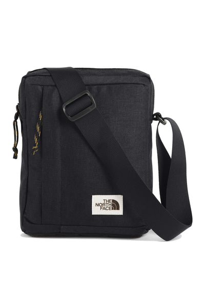 THE NORTH FACE BACKPACK THE NORTH FACE CROSS BODY BAG - BLACK