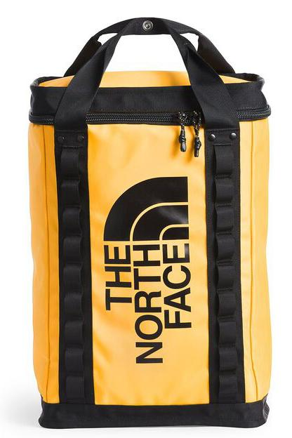 THE NORTH FACE BACKPACK THE NORTH FACE EXPLORE FUSEBOX BACKPACK LARGE - YELLOW