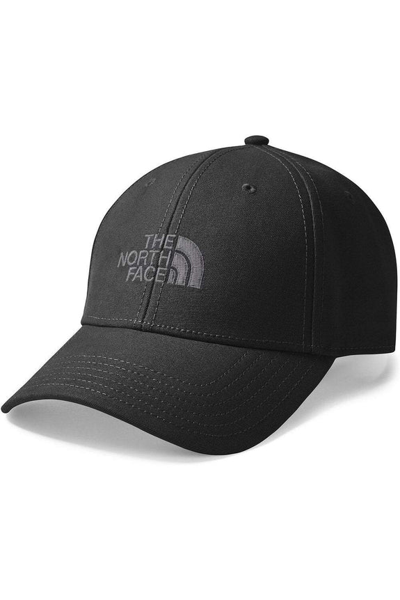 THE NORTH FACE HEADWEAR ONE SIZE THE NORTH FACE 66 CLASSIC CAP - BLACK