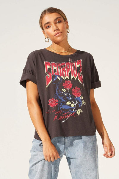 TWIIN TOP TWIIN AMBUSH TEE - MULTI