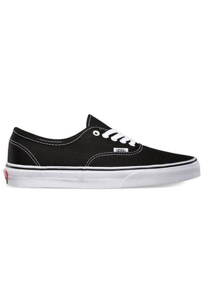 VANS FOOTWEAR VANS AUTHENTIC - BLACK