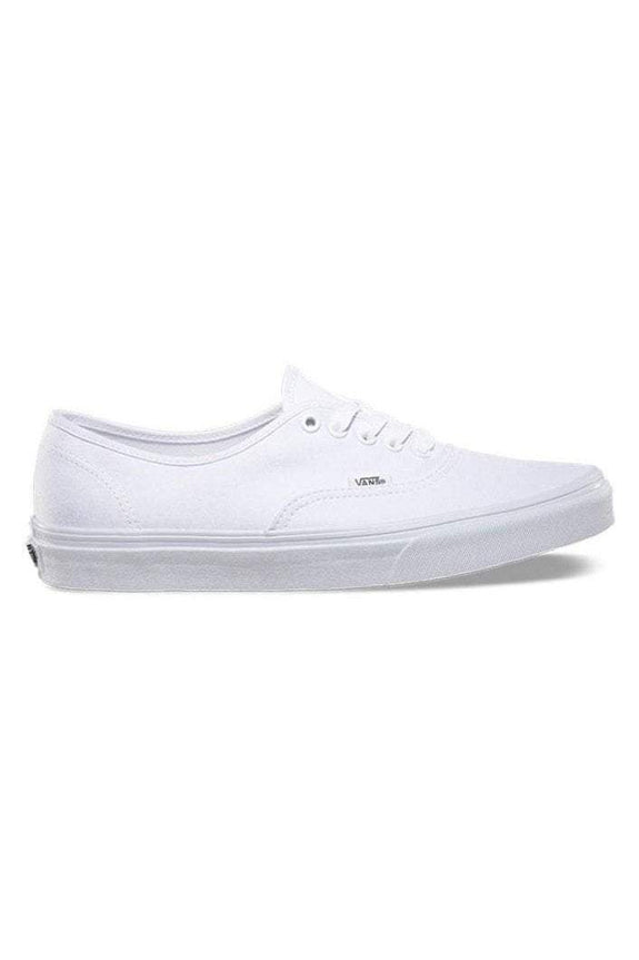 VANS FOOTWEAR VANS AUTHENTIC - WHITE/WHITE