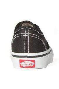 VANS FOOTWEAR 4 VANS TODDLER AUTHENTIC - BLACK/WHITE