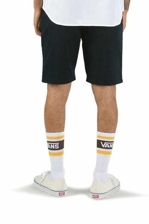 VANS SHORT VANS AUTHENTIC STRETCH SHORT - BLACK
