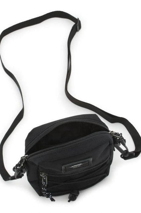 VANS SIDE BAG VANS BAIL SHOULDER BAG - BLACK