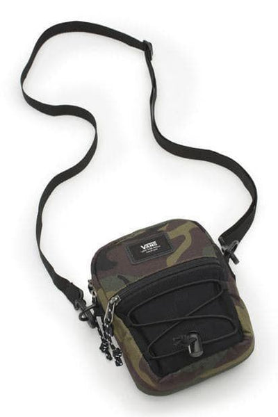 VANS SIDE BAG VANS BAIL SHOULDER BAG - CAMO