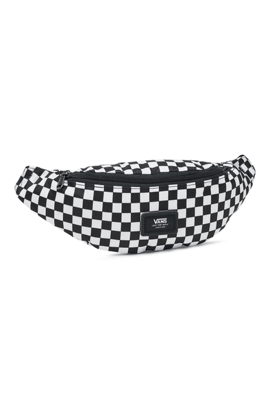VANS SIDE BAG VANS MINI WARD CROSS BODY - BLACK/CHECK