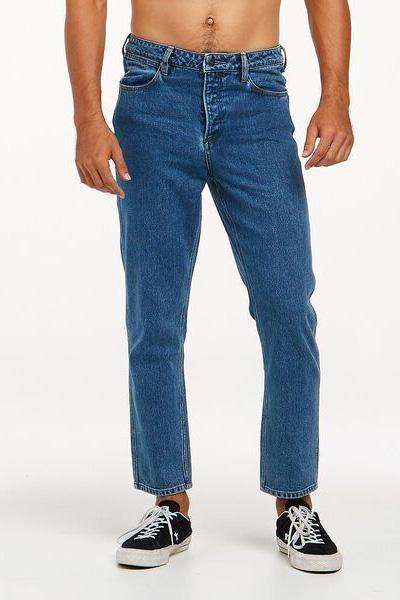 WRANGLER JEANS WRANGLER SPENCER TAPER JEANS - PERCEPTION