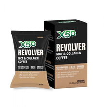 Load image into Gallery viewer, X50 Revolver MCT & Collagen Coffee