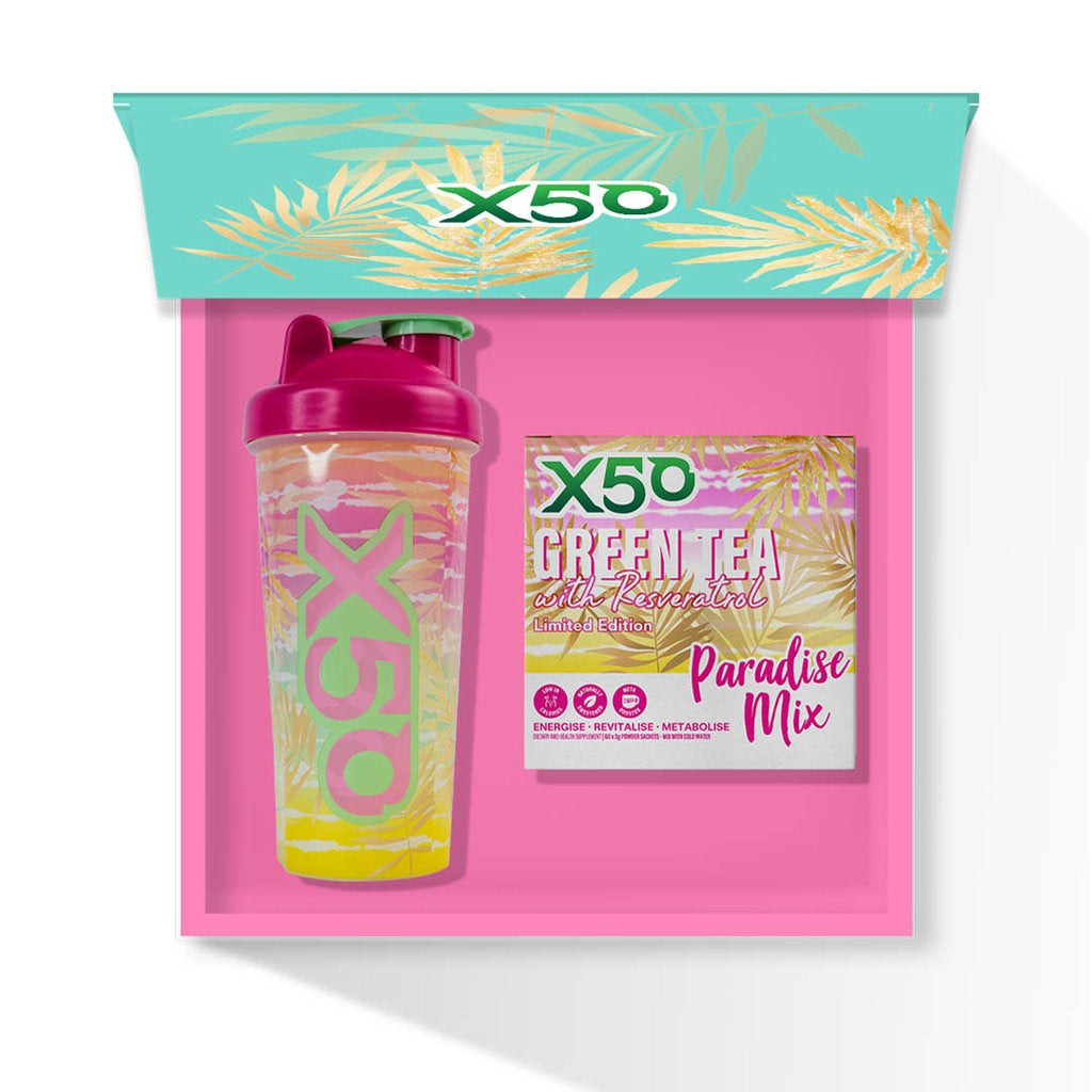 X50 Paradise Gift Pack